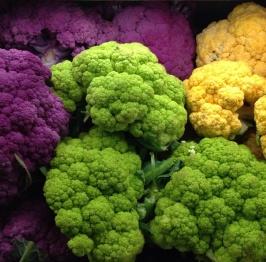 Cauliflower Info - Types - How to choose